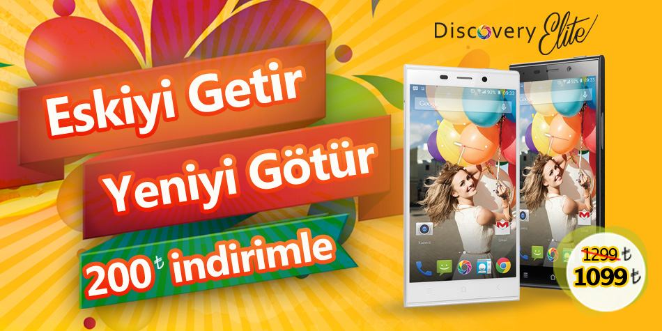General Mobile Elite Getir G�t�r Kampanyas�